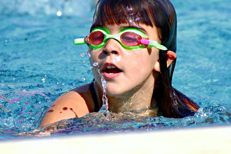 Anfängerschwimmen Trixikurs