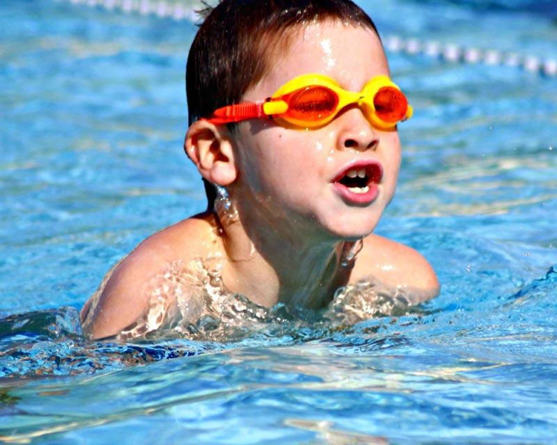 Anfängerschwimmen Freischwimmer